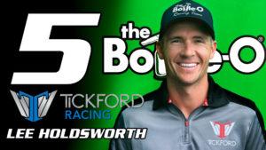 Lee Holdsworth Tickford Racing