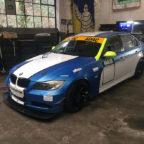 JS Competition BMW E90 3.0