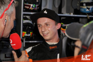 David Pittard, BMW M6 GT3, Walkenhorst Motorsport