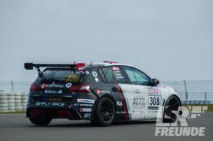 Nett Motorsport Peugeot 308 TCR  42. DMV 4h-Rennen