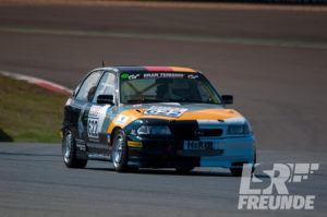 """TJ-Racing Team Opel Astra GSi """"Olaf"""" - 42. DMV 4h-Rennen"""