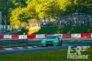 Falken Motorsports BMW M6 GT3 N24h 2017 Nürburgring