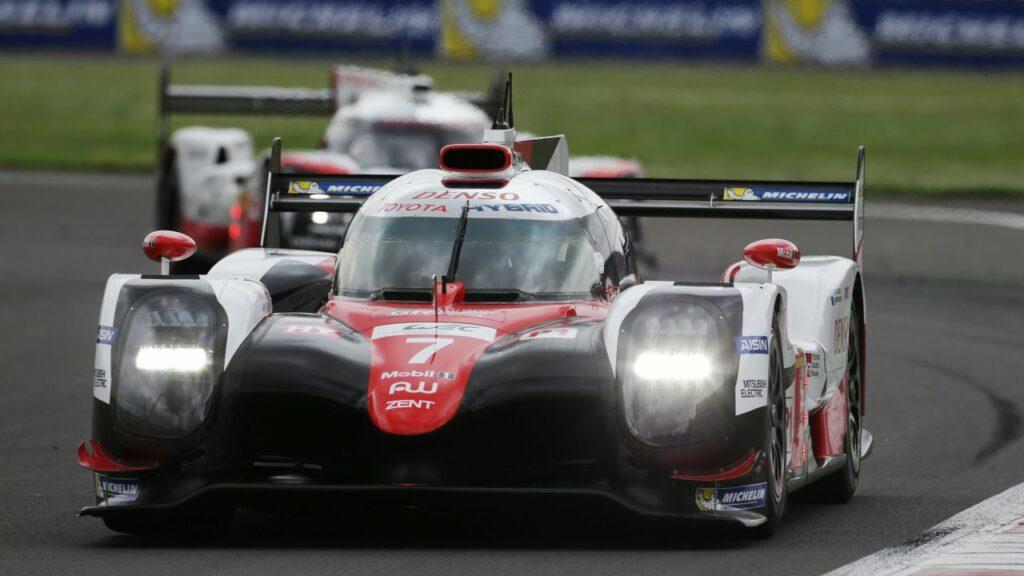 WEC Mt. Fuji Toyota GAZOO Racing vor Heimrennen in Japan
