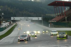 DMV NES 500 Starterfeld Spa-Francorchamps 2017