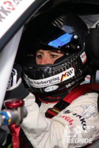 Sabine Schmitz Frikadelli Racing VLN 8