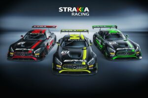 Strakka Racing Mercedes-AMG GT3 Saison 2018 Intercontinental GT Challenge