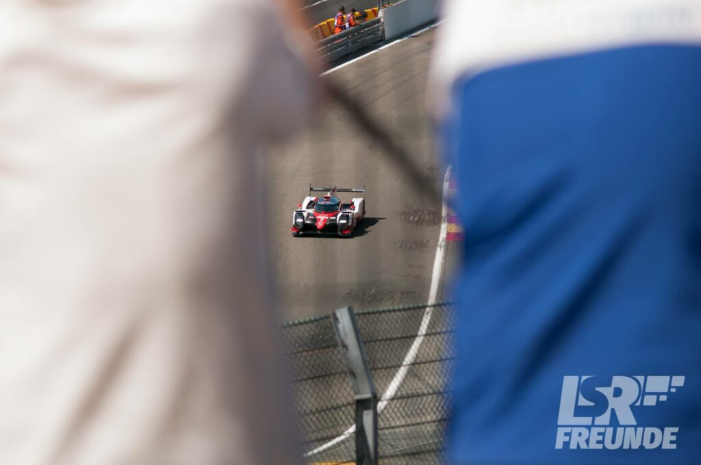 Toyota Gazoo Racing WEC 2017 Spa TS050