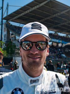 Jens Klingmann N24h 2017 Schubert Motorsport