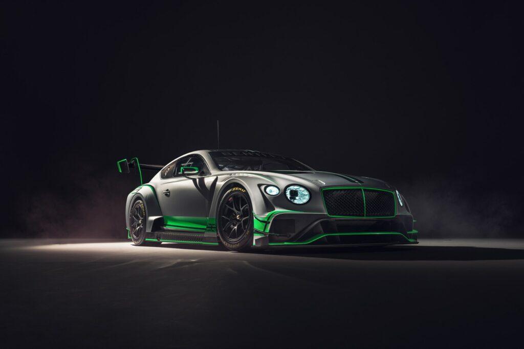 New Bentley Continental GT3 - 1