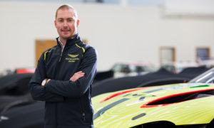 Maxime Martin - Aston Martin WEC Supersaison 2018/19