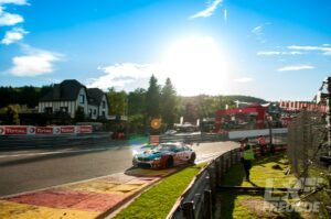 Walkenhorst Motorsport BMW M6 GT3 Blancpain GT Series 24h Spa-Francorchamps