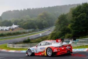Frikadelli Racing Porsche 911 GT3 Nürburgring Nordschleife Brünnchen