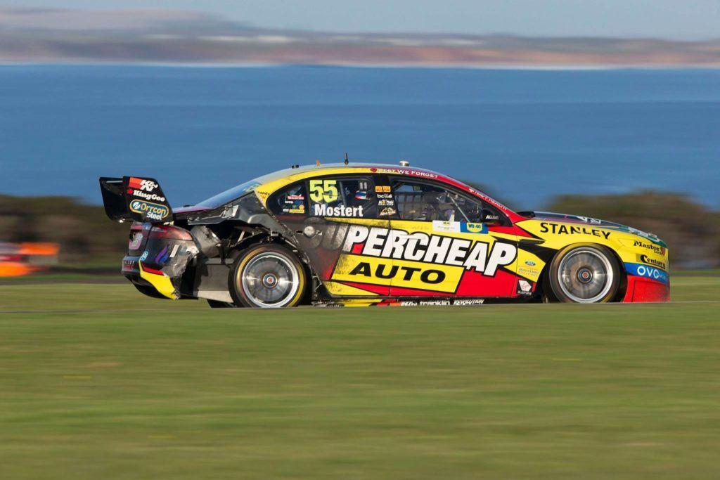 "Tickford Racing ""Supercheap Auto Racing"" Ford Falcon FG X"