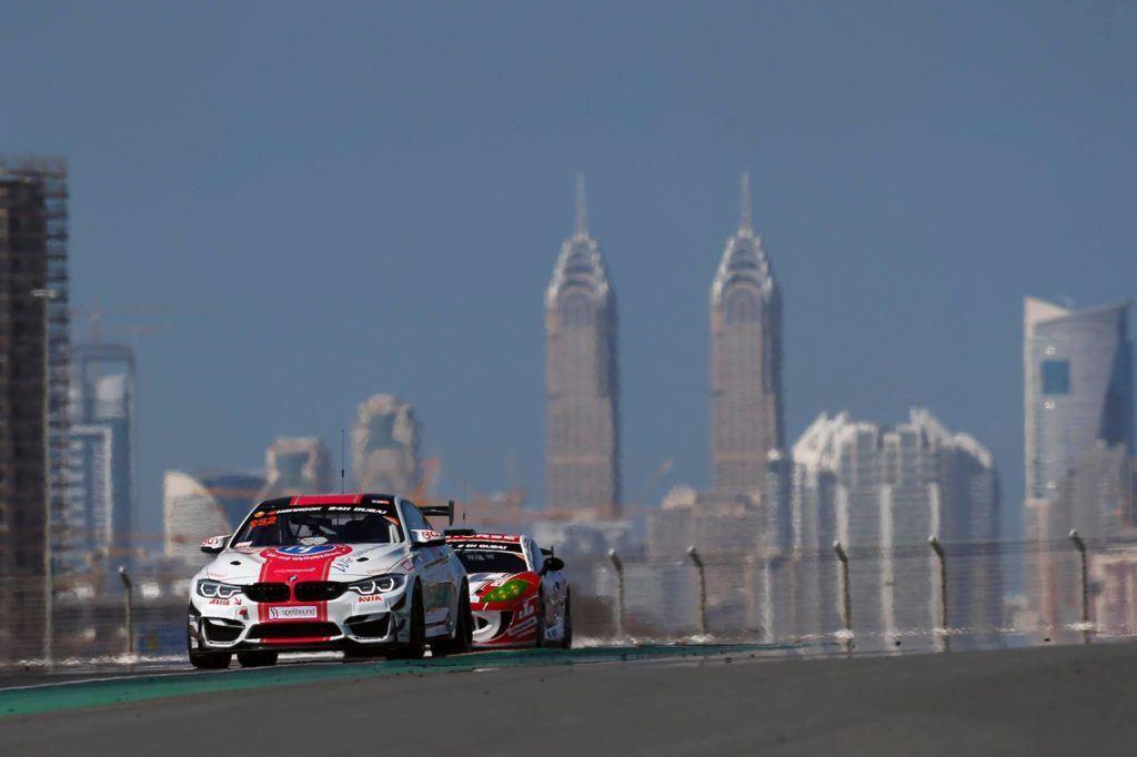 Securital Sorg Rennsport BMW M4 GT4 - Creventic 24h-Series 24h Dubai 2018