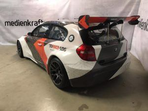 BMW 140 GTR 3DRACE-log by Lars Zander 2017