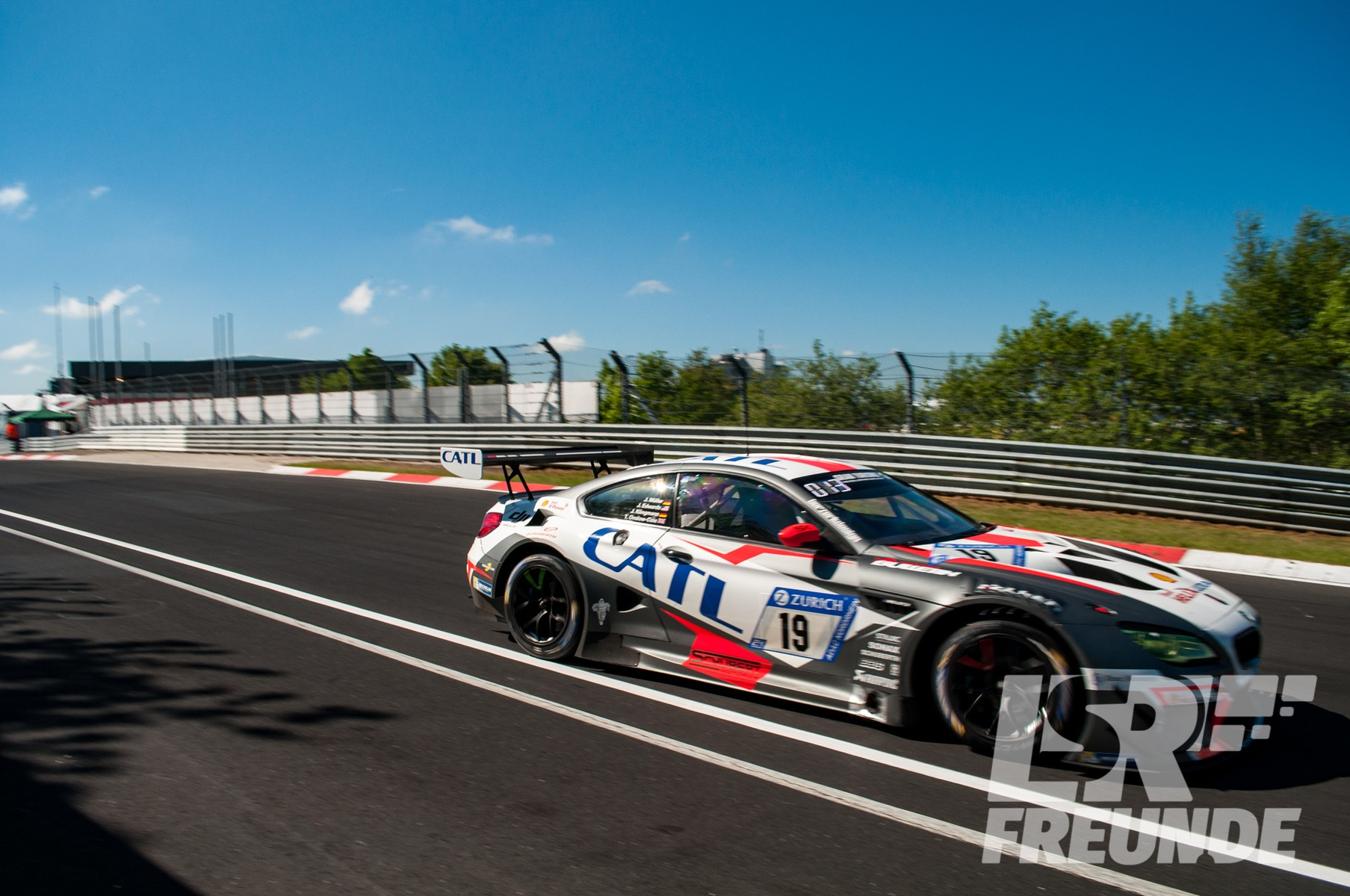 Schubert Motosport N24h 2017 BMW M6 GT3