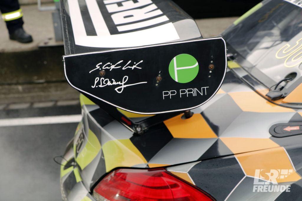 BMW Z4 GT3 PP Group by Walkenhorst Motorsport