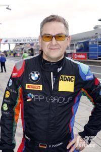 Peter Posavac - PP Group BMW Z4 GT3 by Walkenhorst