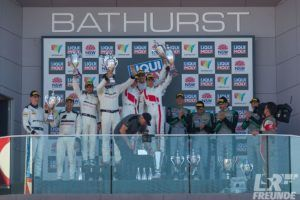Bathurst 12hr 2018 Podium