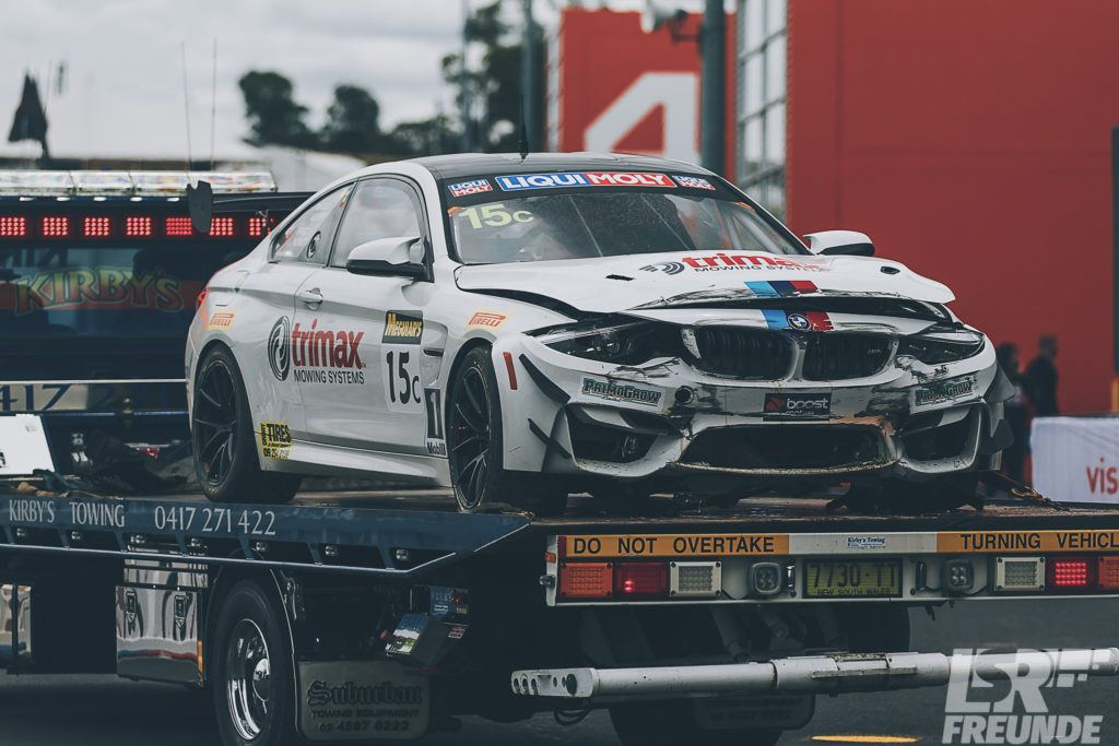 Bathurst 12hr 2018 Freitagstraining