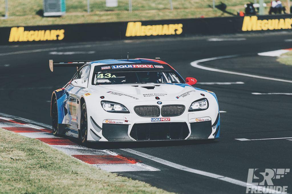 BMW Team Schnitzer Bathurst 12hr 2018 Top Ten Shoot Out Chaz Mostert