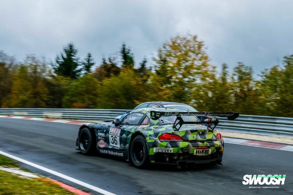 BMW Z4 GT3 Walkenhorst Motorsport PP-Group