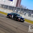 TJ Racing Opel Calibra VLN1 ADAC Westfalenfahrt 2018
