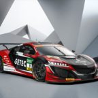 Schubert Motorsport Honda NSx GT3 ADAC GT Masters
