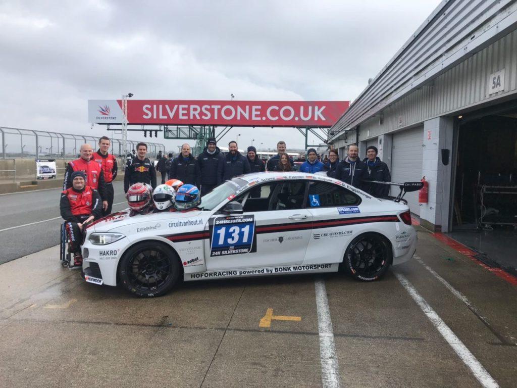 Bonk Motorsport BMW 235i Racing Cup