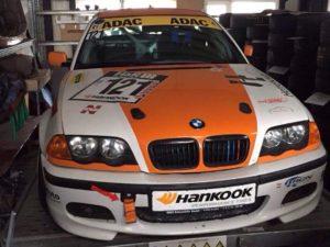 Georg Motorsport BMW E46