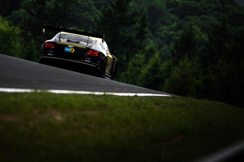 Bentley Team Abt ADAC Zurich 24h-Rennen 2017