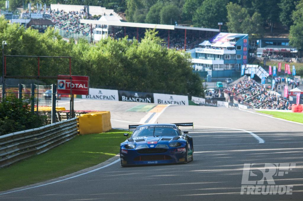 Emil Frey Racing Jaguar #114 24h Spa 2017