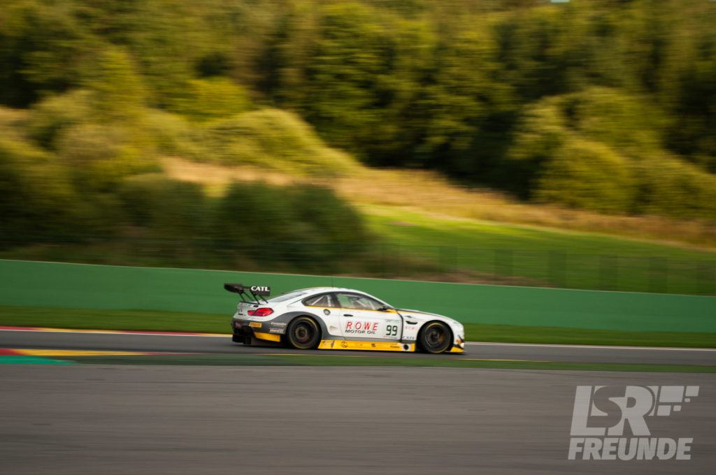 ROWE Racing Spa 24h 2017 BMW M6 GT3 #99