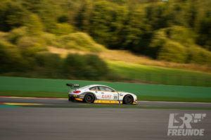 ROWE Racing Spa 24h 2017 BMW M6 GT3 #99