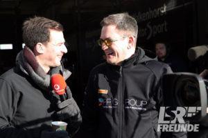 Peter Posavac im Interview mit Lukas Gajewski