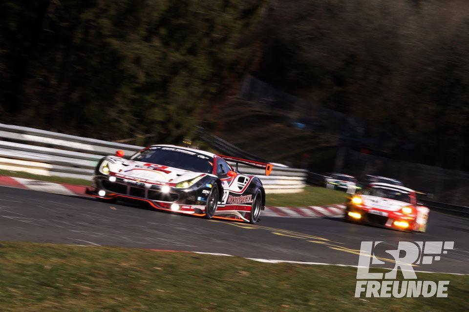 Wochenspiegel Team Monschau Ferrari 488 GT3