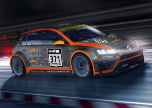 offtrack-performance-sharky-vw-golf-24h-rennen-nuerburgring-2018