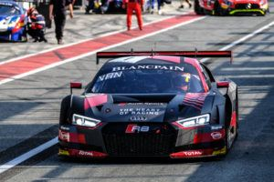 Belgian Audi Club Team WRT #1