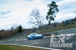 Schmickler Performance PROOM Racing Porsche Cayman SP6 N24h Qualifikationsrennen 2018