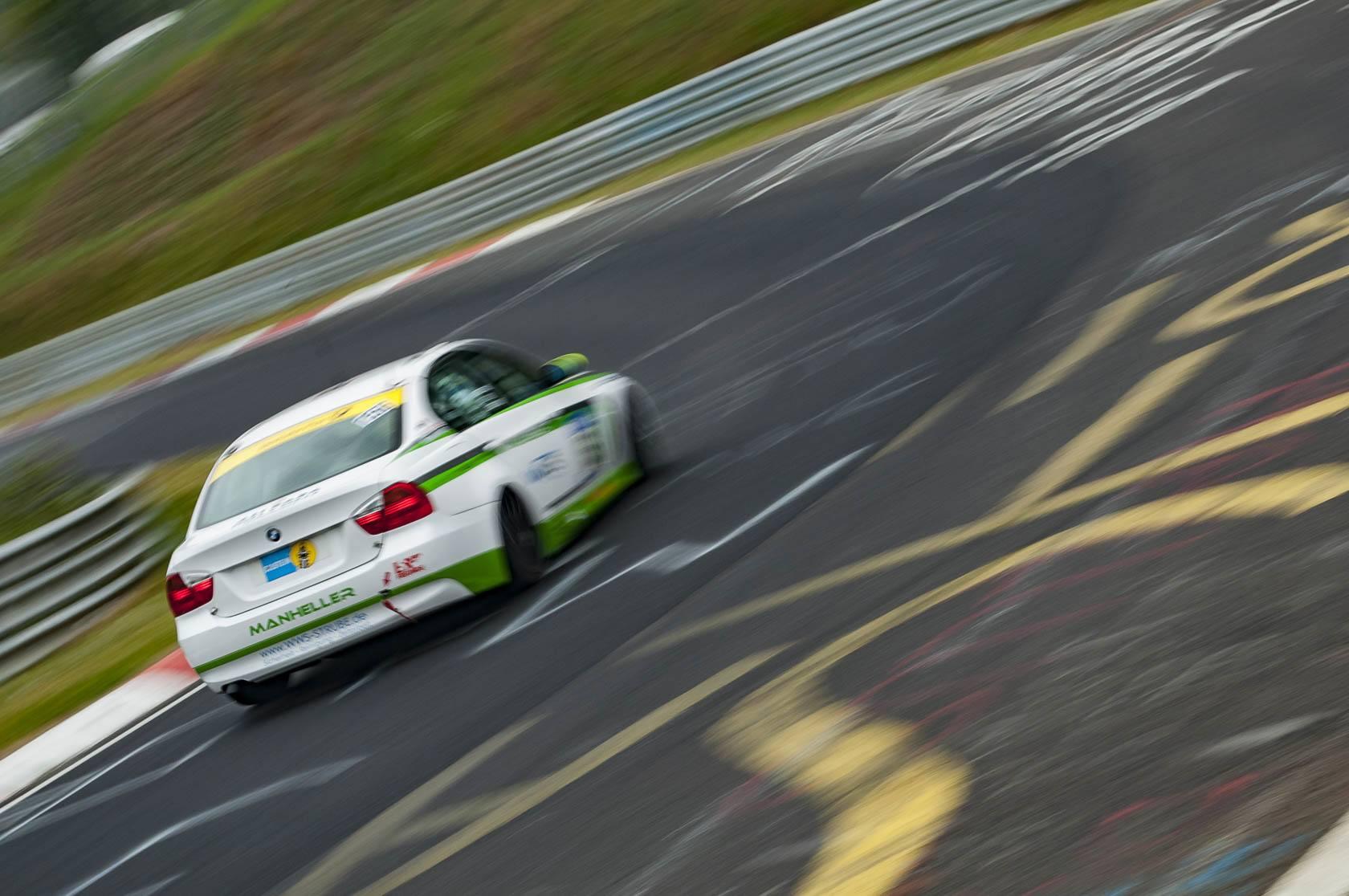 Manheller Racing N24h 24h-Rennen Nürburgring 2018