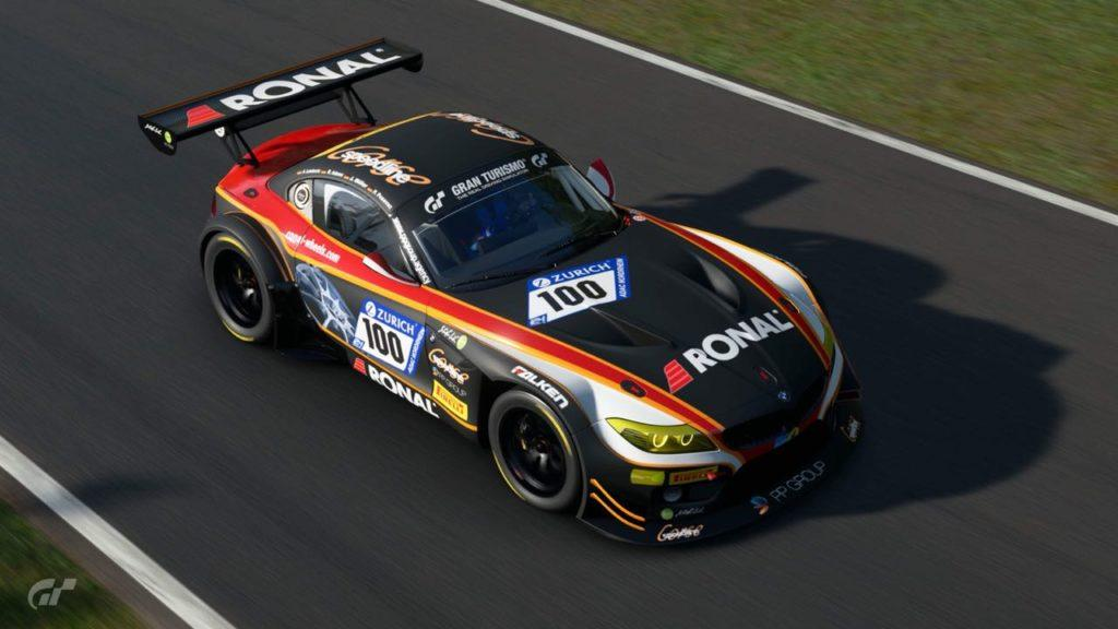 "BMW Z4 GT3 PP-Group ""24h"" Gran Turismo 1"
