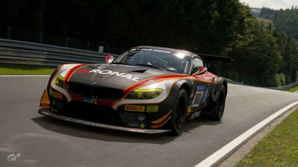 "BMW Z4 GT3 PP-Group ""24h"" Gran Turismo 2"