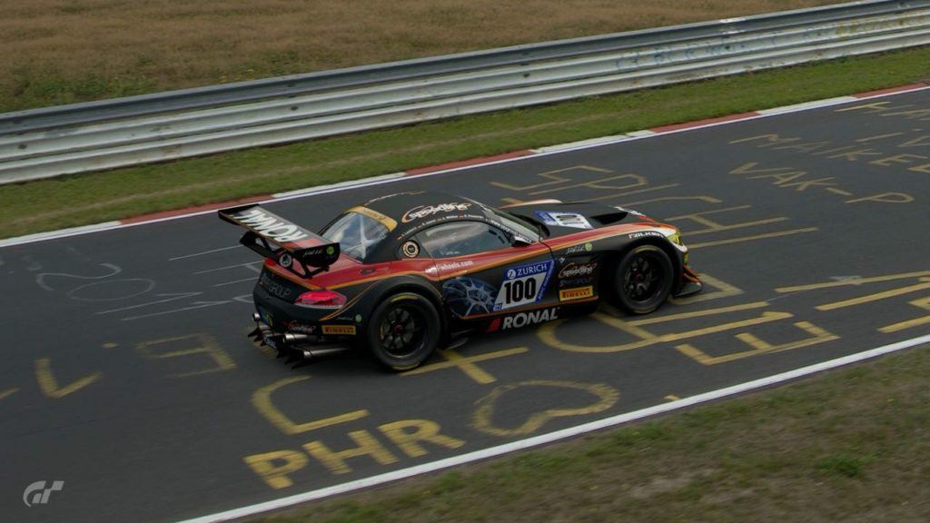 "BMW Z4 GT3 PP-Group ""24h"" Gran Turismo 3"