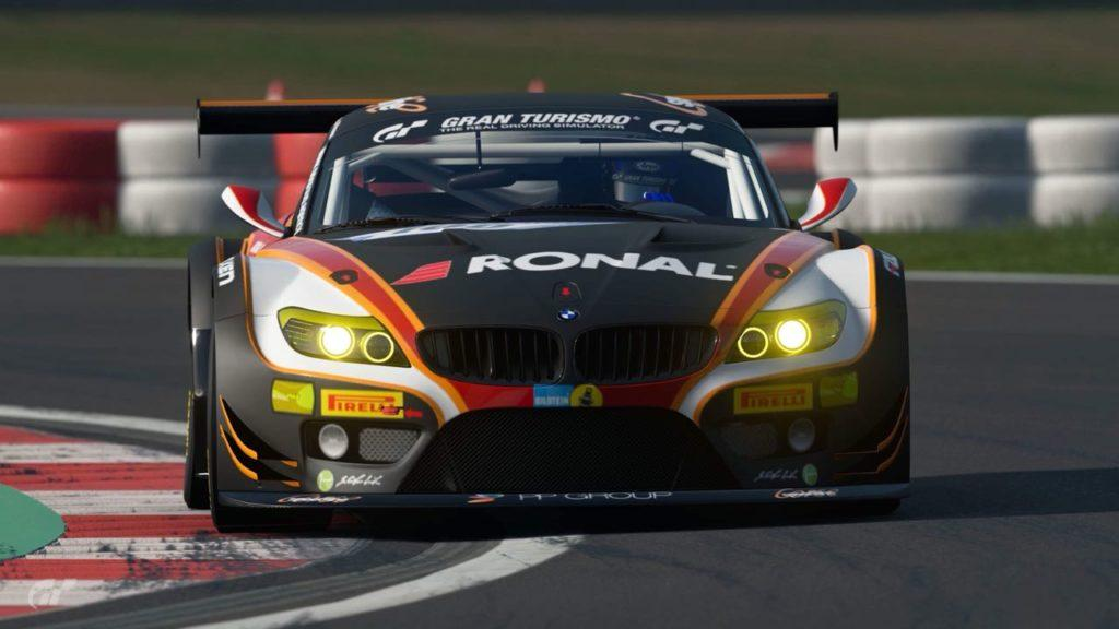 "BMW Z4 GT3 PP-Group ""24h"" Gran Turismo 6"