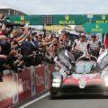 Fernando Alonso, Sebastien Buemi, Kazuki Nakajima gewinnen 86. 24h von Le Mans