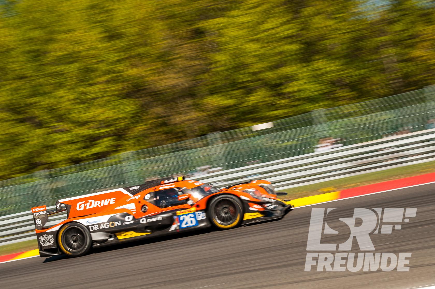 G-Drive Racing LMP2 WEC 6h Spa 2018