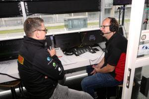 Peter Posavac bei Olli Martini