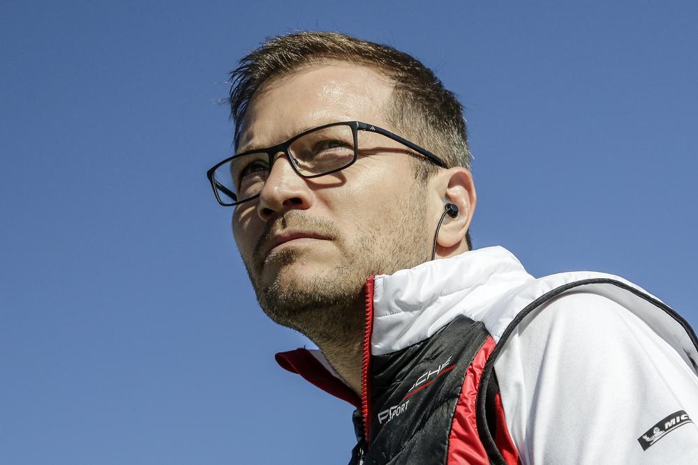 Porsche LMP Team: Andreas Seidl, Teamchef
