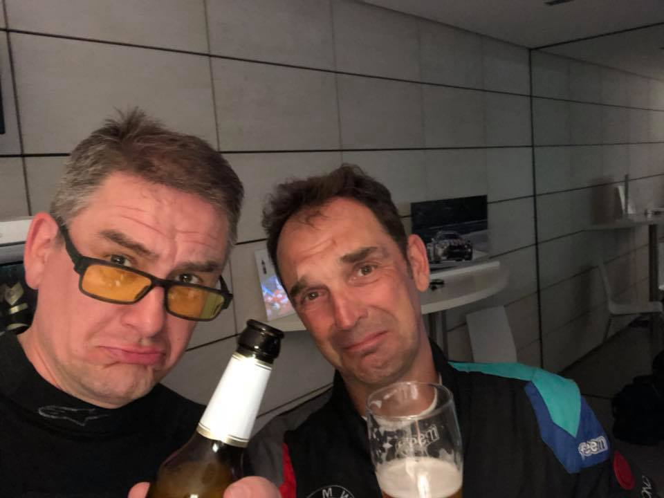 Peter Posavac und Jörg Müller
