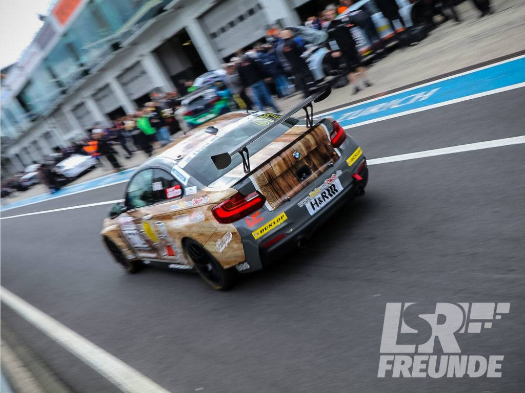 "Lifecarracing BMW 235i ""Holzi"" #672 VLN 2018 ADAC ACAS H&R Cup"